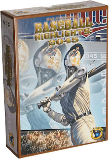Baseball Highlights 2045 board game