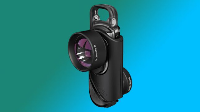 The iPhone 7 camera can actually zoom thanks to Olloclip's new lenses,The iPhone 7 camera, can actually zoom thanks to Olloclip's new lenses,The iPhone 7 camera ,Power Up Your iPhone 7's, iPhone 7, iPhone,