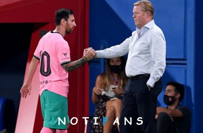 Ronald Koeman, técnico del FC Barcelona, analizó el partido contra el Ferencvaros húngaro que les enfrentará en la Champions. Confía en arrancar con victoria en la máxima competición europea.