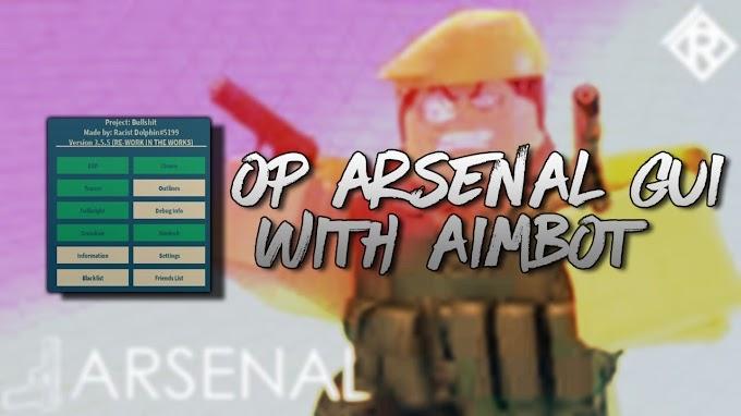 ARSENAL OP SCRIPT AIMBOT|ESP|FLY