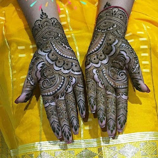 Mehndi Design Image latest
