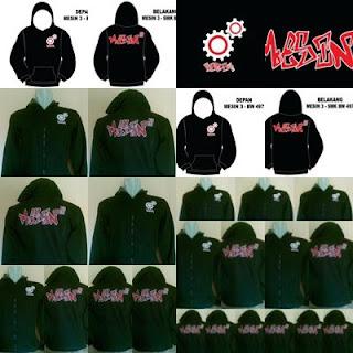 Hoodie (Sweater Kupluk) SMK Bina Warga