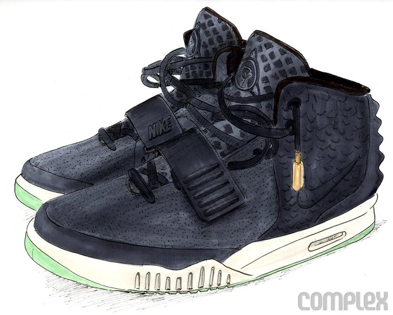 pas mal 1f62c 85096 L'actu des Sneakers: Nike Air Yeezy 2 Repoussée (+images)