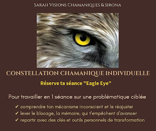 sarah visions chamaniques