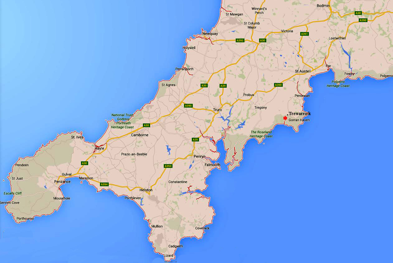 Nott and Wright Family History Ch 10 Nott Ancestry Cornwall