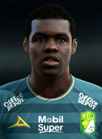Joel Campbell Face For PES 2013
