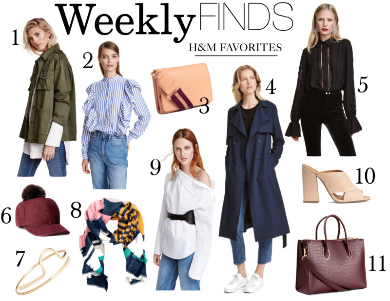Weekly FINDS: HM Favorites, www.jadore-fashion.com