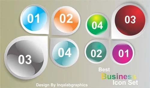 Free Graphics Design Infographics Vector