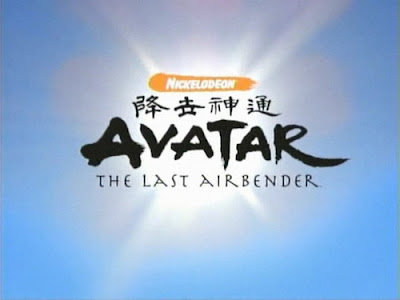 Logo do anime Avatar The Last Airbender
