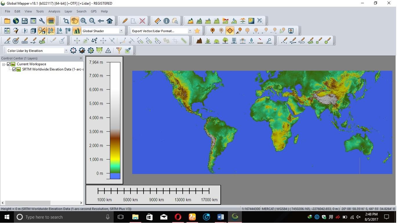 Global mapper free download