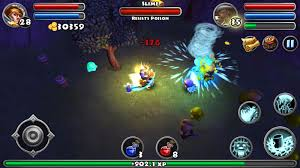 Download Game Dungeon Quest  Mod apk  V2.4.0.1 (Free Shopping) Full Version