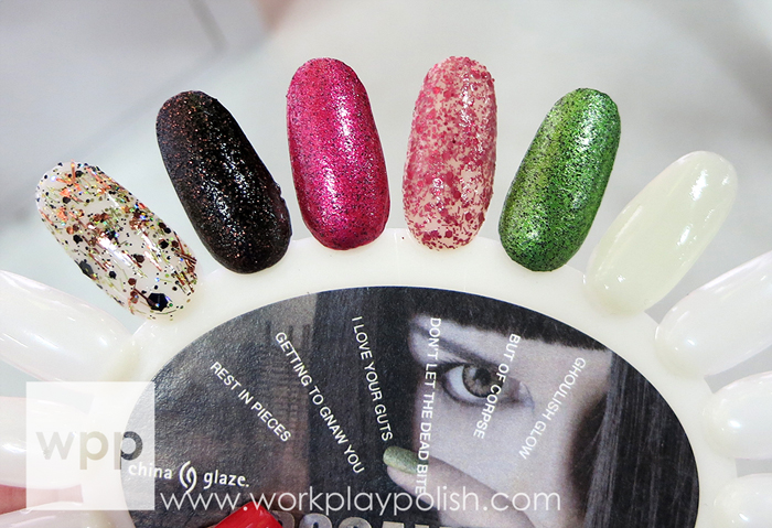 China Glaze Apocalypse of Colour Collection