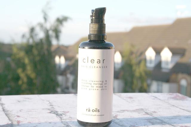 Ra Oils Clear Skin Cleanser