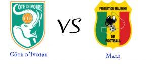 موعد Mali vs Ivory Coast مباراة مالي وساحل العاج اليوم الاثنين 08/7/2019 كورة رابط بدون تقطيع