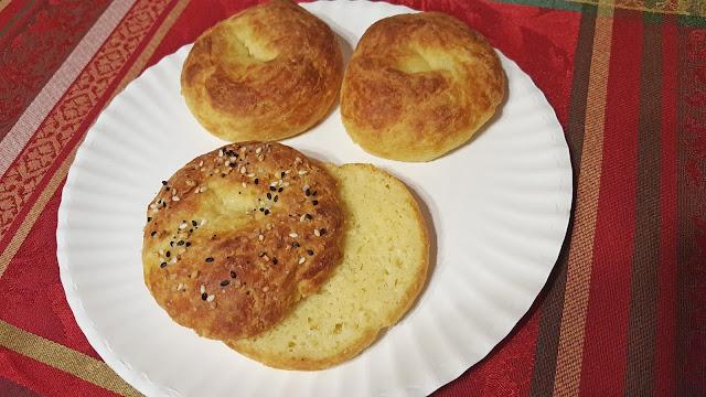 low carb keto bagels recipe