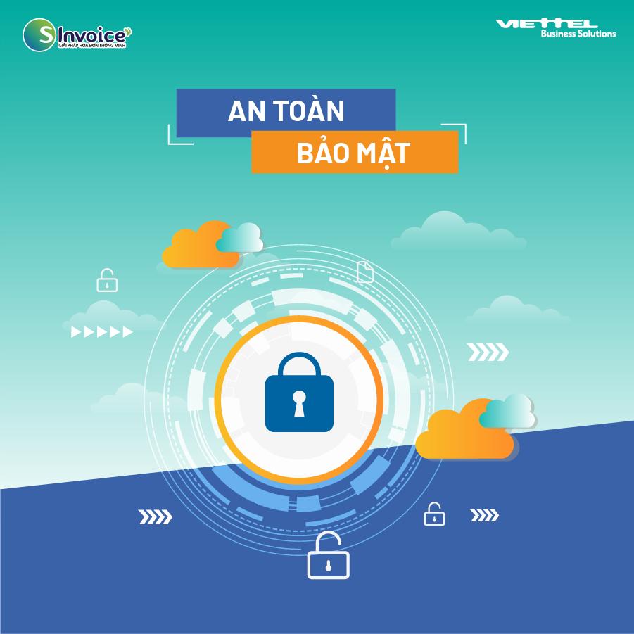 Hình 5 - An toàn, bảo mật và chống làm giả hóa đơn