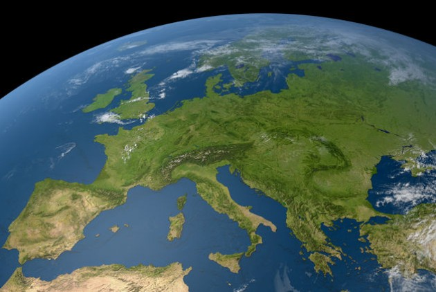 Το ξέρατε οτι η Ευρώπη πριν 500 δις χρόνια ήταν στον Νότιο Πόλο!!! (βίντεο ντοκιμαντέρ)