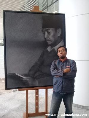 Lukisan Soekarno