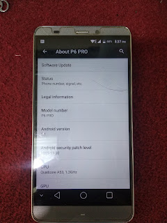 Symphony P6 Pro Official Stock Rom 5.1 Download Tested