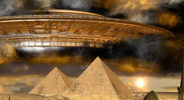 El faraón pudo haber venido del espacio exterior