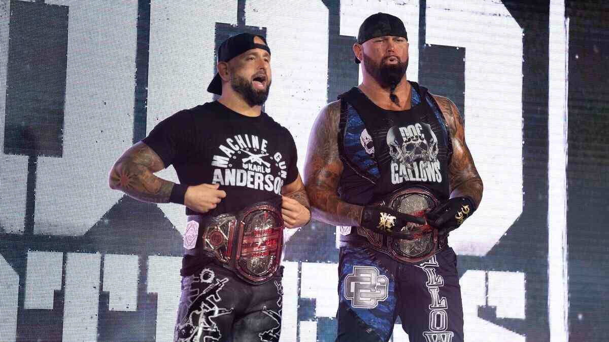 Good Brothers vencem o NJPW Tag Team Turbulence