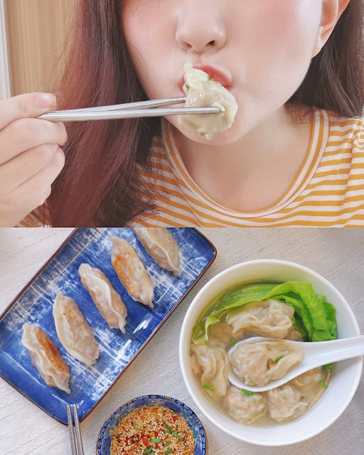 Gusto Perfecto frozen food malaysia dumplings food blogger malaysia cestlajez