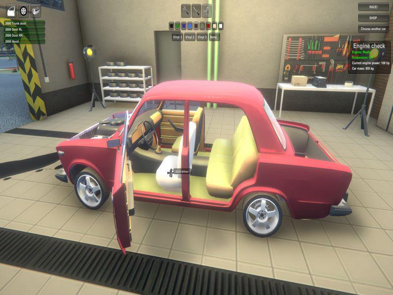 Download Car Constructor Game Setup Exe