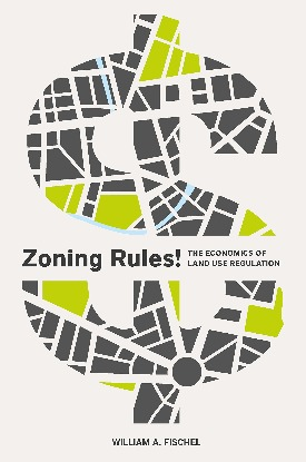 Livro: Zoning Rules! / Autor: William A. Fischel