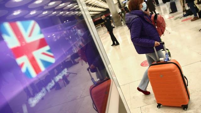 Reino Unido multará con casi 6.000 euros a quien salga del país de vacaciones