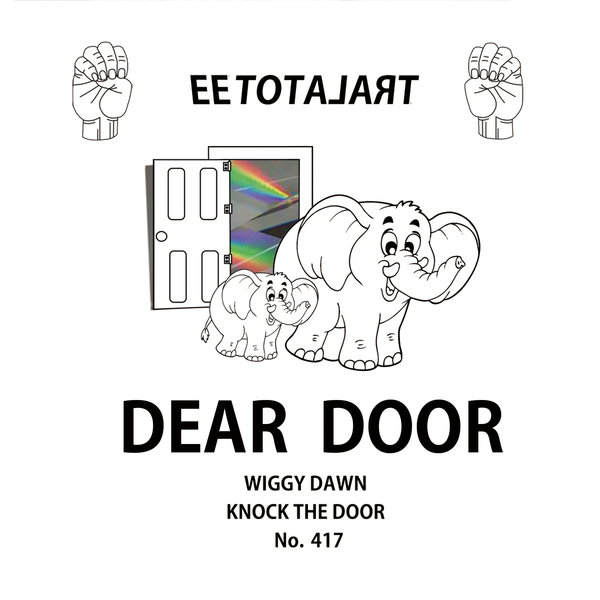 Ee [Total Art] – Dear Door – Single