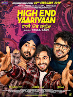 High End Yaariyaan (2019) Full Movie [Punjabi-DD5.1] 720p HDRip ESubs Download