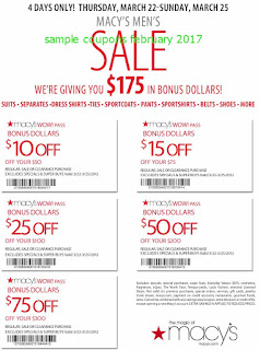 free Discount coupons for february 2017