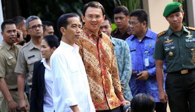 Sudah Terima Fatwa MA, Ini Tanggapan Jokowi Soal Status Ahok