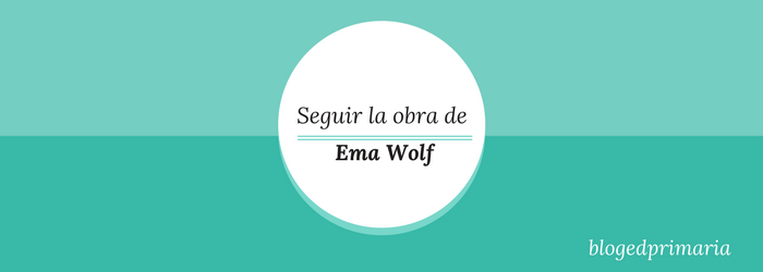Seguir a un autor - Ema Wolf