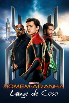 Homem-Aranha: Longe de Casa Torrent – WEBRip 720p/1080p Dual Áudio<