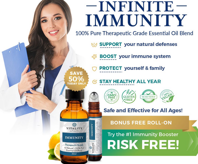 Infinite Immunity - Essential Oils