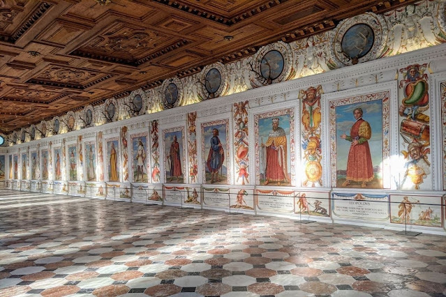 Visit the Spanish Hall at Ambras Castle with an Innsbruck Card