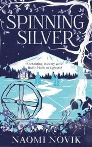 Spinning Silver Naomi Novik : spinning, silver, naomi, novik, Musings:, Spinning, Silver