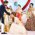 Loveleen Kaur Sasan Engagement image