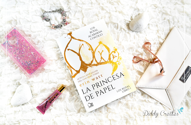 la princesa de papel erin watt los royal resumen opinion resena