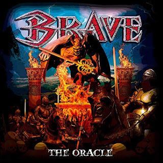 """Ο δίσκος των Brave """"The Oracle"""""""