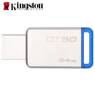 pendrive 64gb kingston dt50