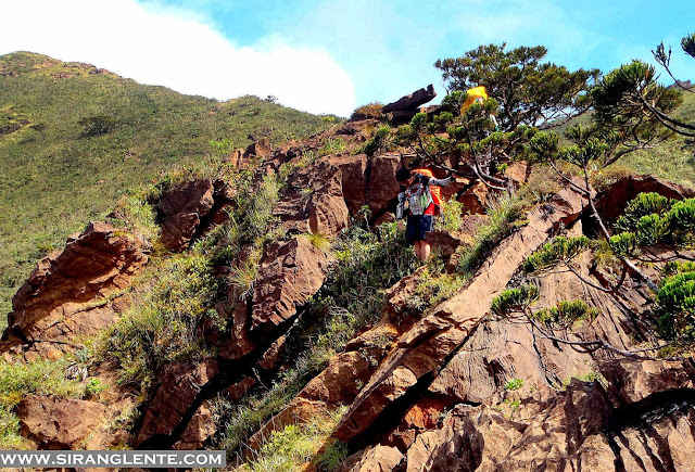 hiking Mt. Guiting-guiting
