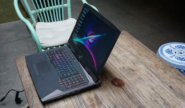 Laptop Gaming Terbaik - Asus ROG G703GI