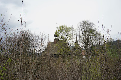 Zabytkowy kościół św. Jadwigi w Rybnicy Leśnej