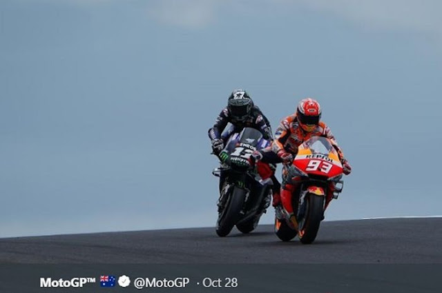 Marc Marquez Will Be Defeated Yamaha Through The Racer's Capability
