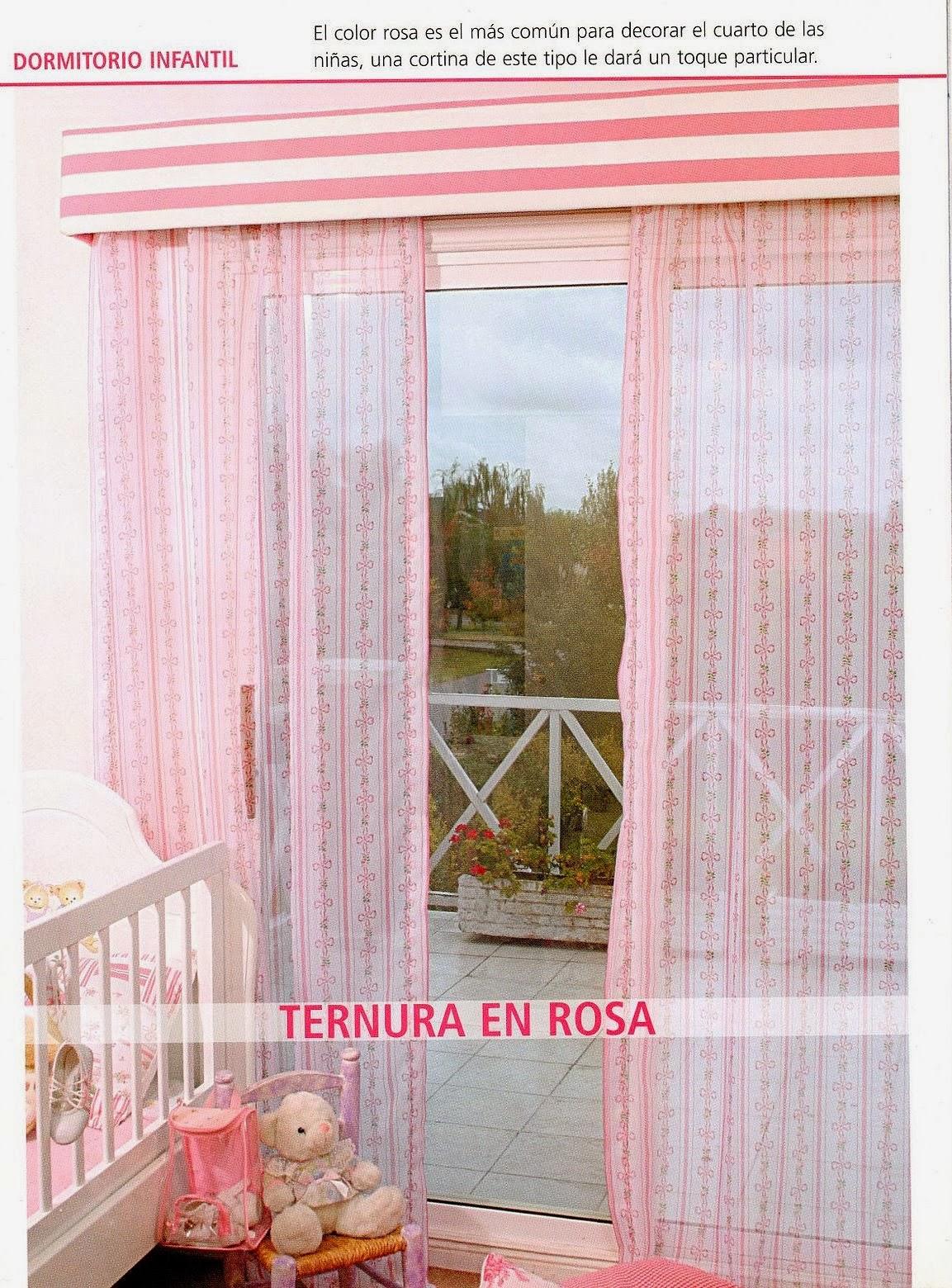 Revista cortinas revistas de manualidades gratis - Cortinas de goma ...