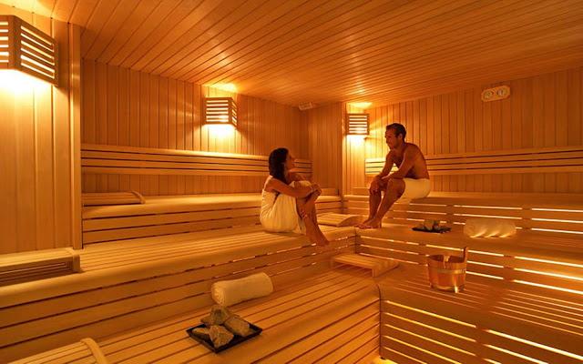 Quels bienfaits a-t-il le sauna sur la santé ?