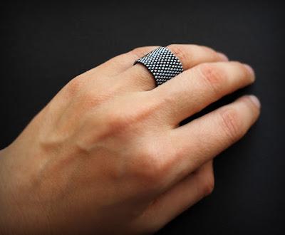 оригинальные женские кольца купить изделия из бисера через интернет россия