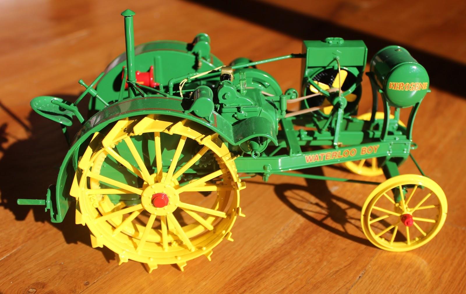Spoelman Family Toy Tractor Collection: John Deere ...